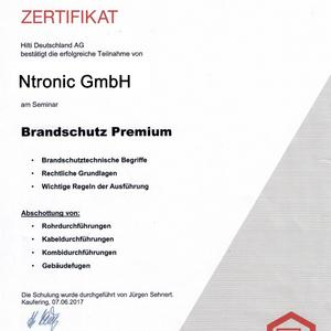 Brandschutz Premium